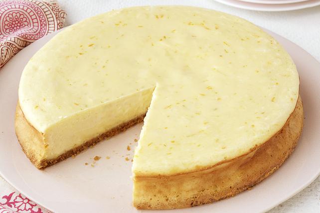Gâteau au fromage aux trois agrumes Image 1