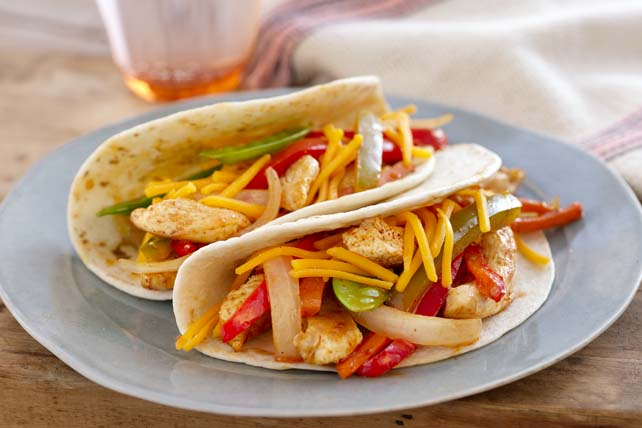 Weeknight Chicken Fajitas Image 1
