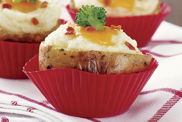 Cheesy Potato Cups Image 1