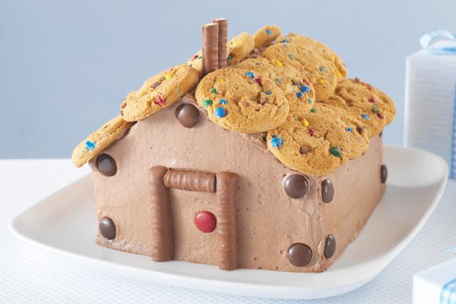 Maison aux Pépites de chocolat Image 1