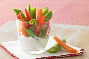 Veggies & Dip