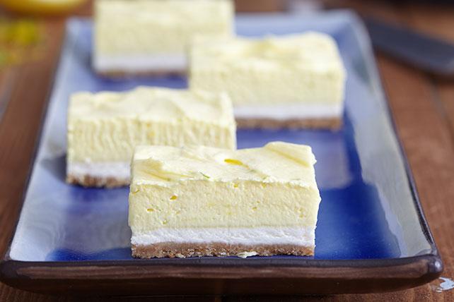 Double Layer Lemon-Lime Bars