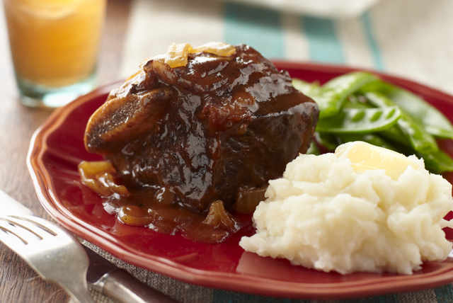 Slow-Cooker BBQ Short Ribs Image 1
