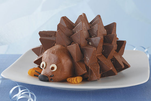 "Hedgehog ""Cake"" Image 1"