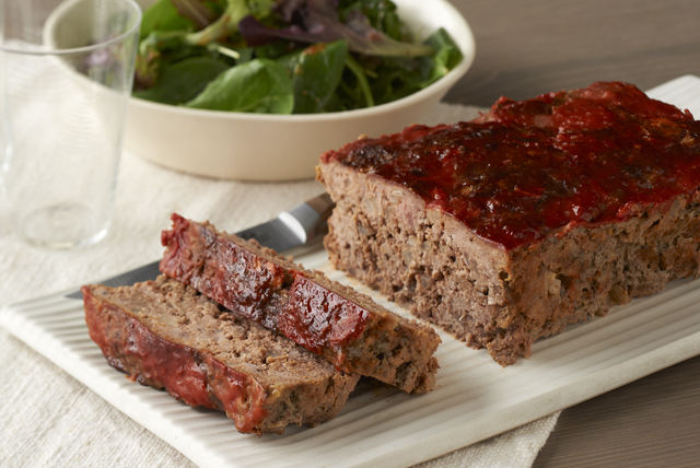 Pastel de carne con salsa A.1.® Image 1