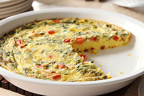 Easy Oven Frittata Recipe