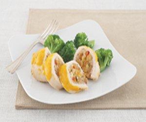 Primavera Stuffed Chicken Breasts