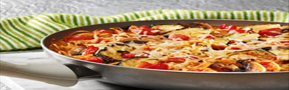 All-in-One Spaghetti Frittata Image 1