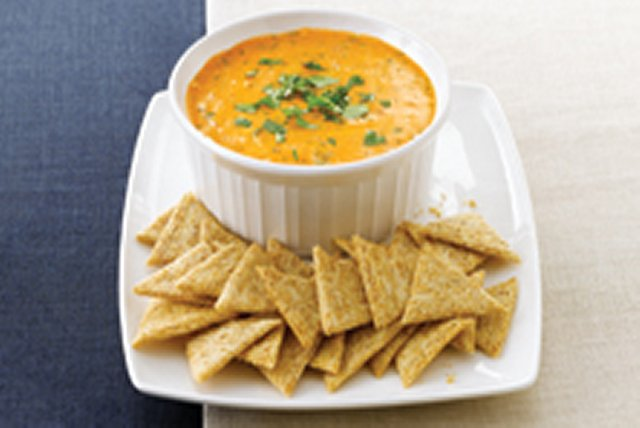 Hot Cheesy Mexican Dip Image 1