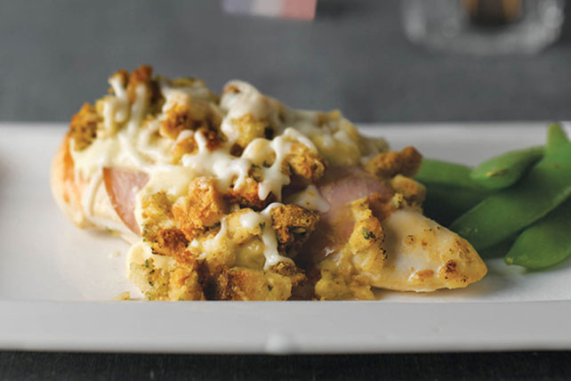 Easy Chicken Cordon Bleu Image 1