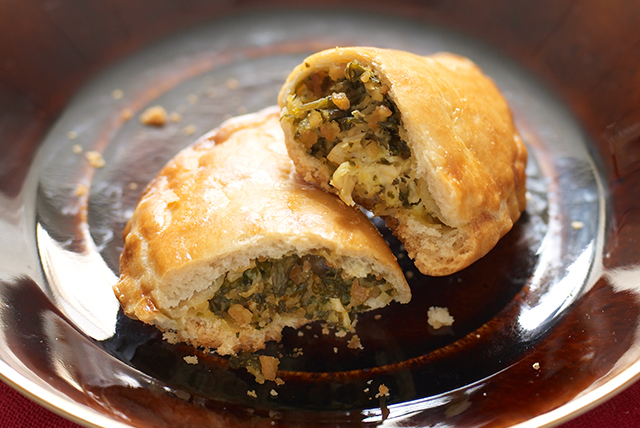 Cilantro and Chicken Empanadas Recipe