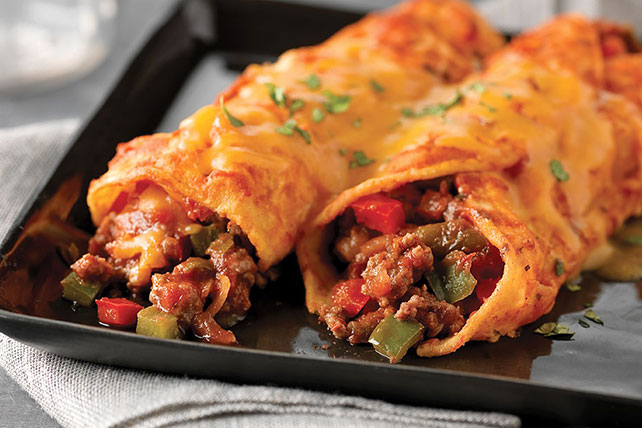 Better Than Ever Beef Enchiladas Kraft Recipes