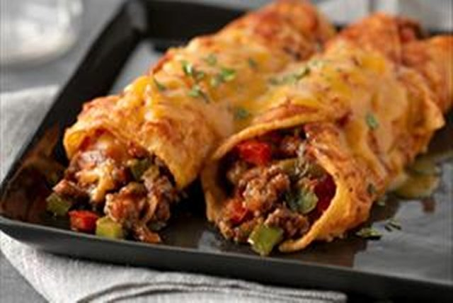 Better-than-Ever Beef Enchiladas Image 1
