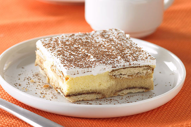 Tiramisu Cheesecake - Kraft Recipes