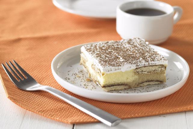 Tiramisu Cheesecake Image 1