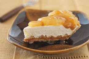 Apple-Caramel Sundae Tart