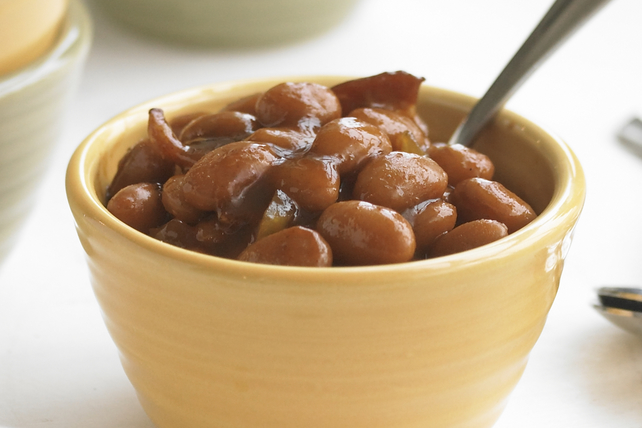 "Slow-Cooker ""Baked"" Beans Image 1"