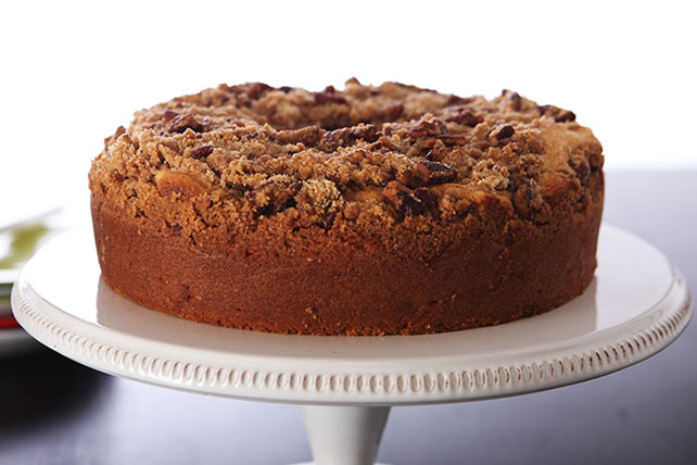 Apple Streusel Coffee Cake Image 1