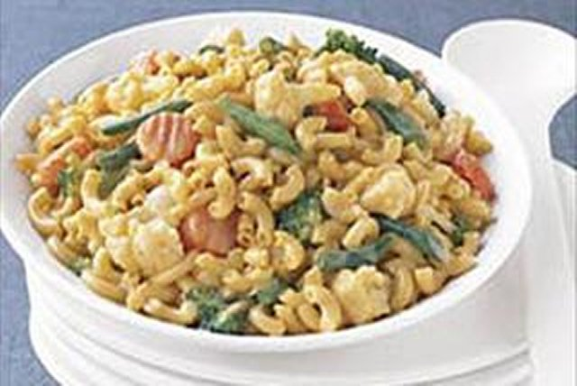 All-in-One Veggie Mac and Cheese Image 1