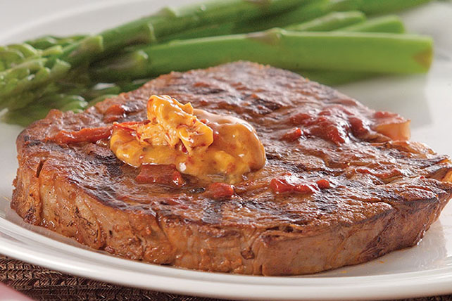 Bold & Spicy Steak with Chipotle Butter Image 1