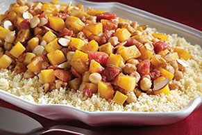 Spiced Butternut Squash Couscous