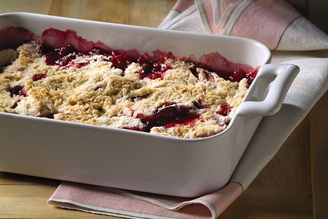 Juicy Plum Crisp Image 1