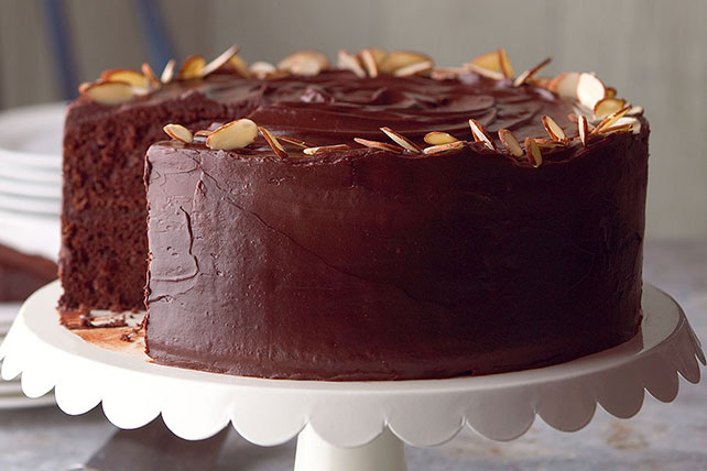 Our Best-Ever Chocolate Fudge Layer Cake Image 1