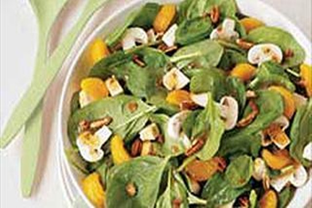 5-Minute Citrus-Chicken Salad Image 1