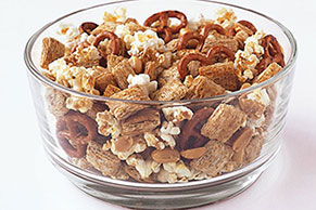 Classic Snack Mix Makeover
