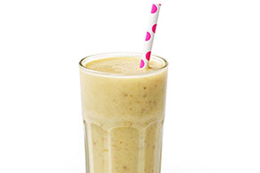 Fresh Banana Pudding Smoothie