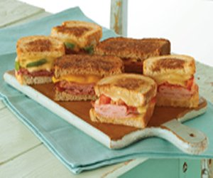 Oven-Toasted Deli Sandwich