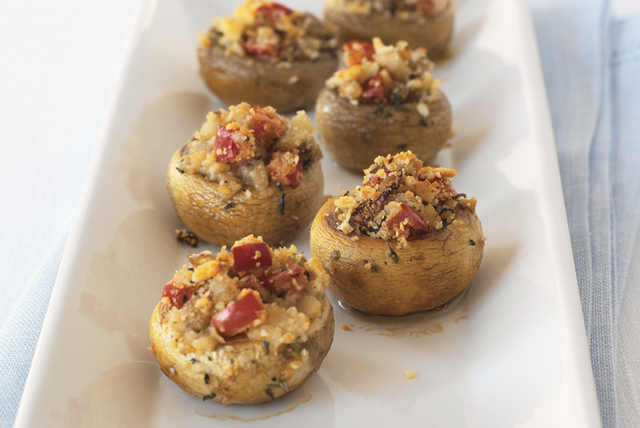 The Ultimate Stuffed Mushroom Image 1