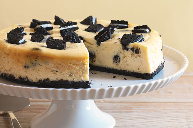 Sencillo Cheesecake OREO