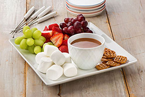 Coffee-Caramel Dessert Dip