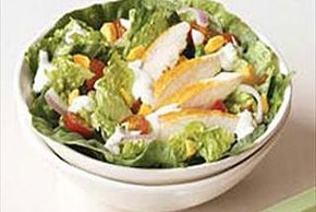 Easy Chicken BLT Salad