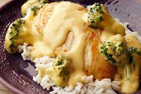 Cheesy Chicken Simmer Image 1
