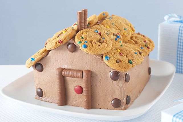 House Cake Image 1