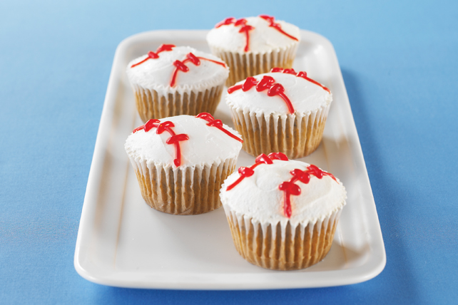 Petits gâteaux baseball Image 1
