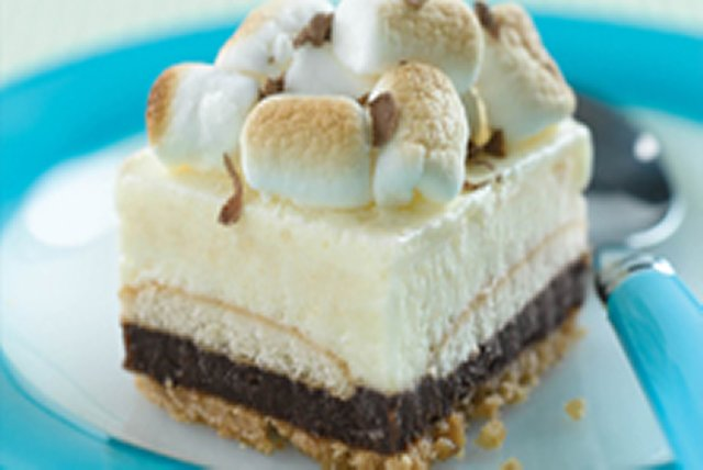 S'Mores Dessert Squares Image 1