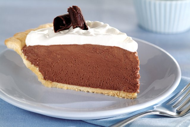 Chocolate Silk Pie Image 1
