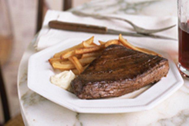 Steak-frites classique Image 1