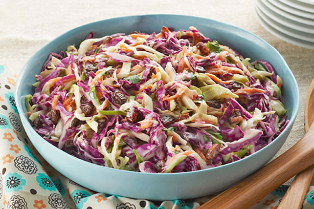 KRAFT Red & Green Coleslaw