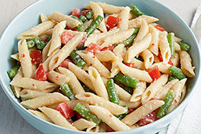 Fresh Green Bean-Pasta Salad