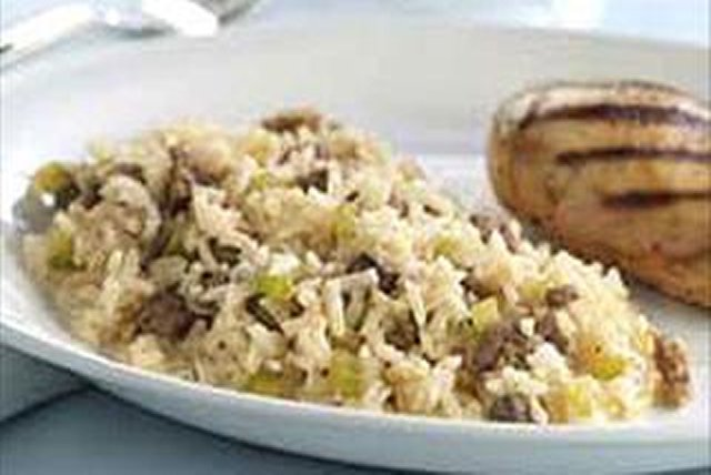 Cajun Dirty Rice Image 1