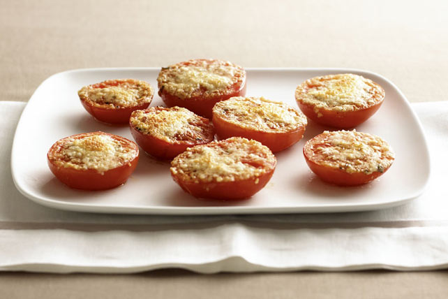 "Easy ""Baked"" Tomatoes Image 1"