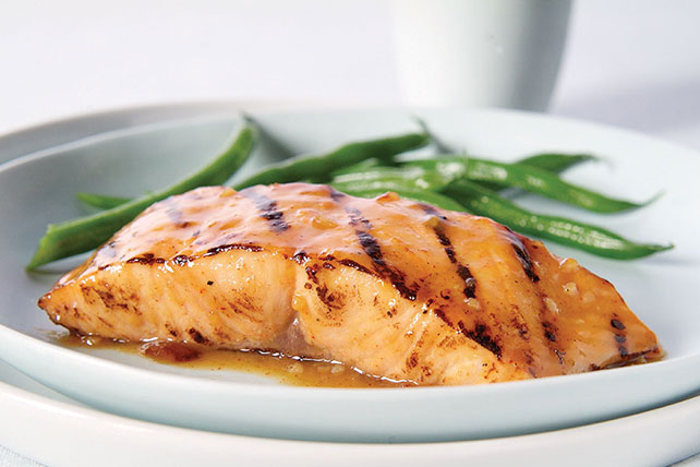 GREY POUPON-Maple Salmon Image 1