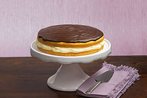 Recipes boston cream cake