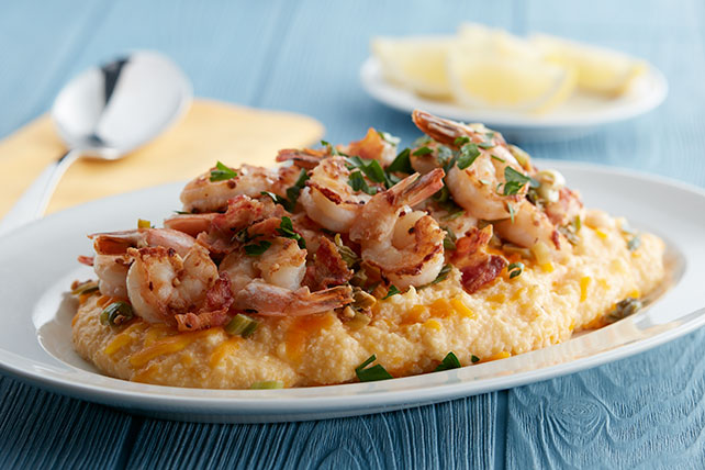 Southern Shrimp and Grits Image 1