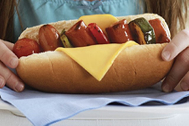 Fast & Fun Hot Dog Kabobs