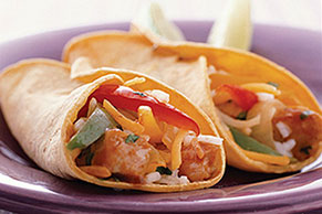 Quick-Fix Barbecued Fajitas